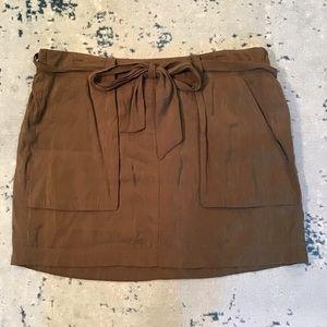 Old Navy Cargo Mini Skirt